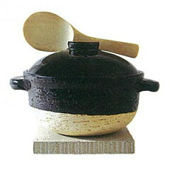 火加減入らずで、かまどで炊いたような炊き上がり☆☆送料無料☆長谷製陶かまどさん 1合炊き