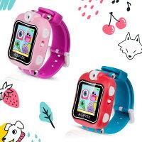 AGPTEK キャラクター時計 プレイウォッチ おもちゃ 子供用 スマートウォッチ 多機能腕時計 タッチパネル 日本語取扱説明書付属 クリスマスプレゼント ギフト