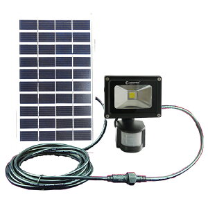 LED人感センサーライト太陽光発電電気代0円防災関連商品駐車場灯