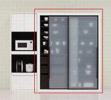 食器棚完成品おしゃれ160キッチンボード大容量キッチン収納日本製大川家具
