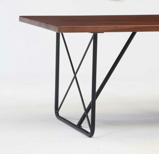 センターテーブルアカシア無垢長方形100cm×50cm高さ35cm
