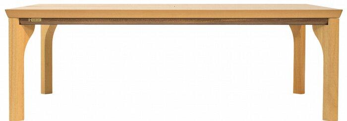 【ポイント5倍! 】こたつ テーブル 家具調コタツ長方形120cm×80cm
