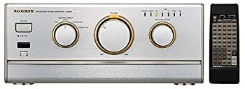 【中古】ONKYO INTEC275 プリメインアンプ 85W+85W(4Ω) シルバー A-922M(S)
