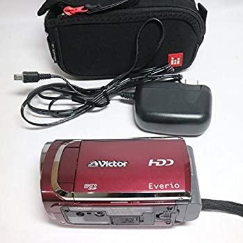 【中古】JVCケンウッド ビクター 60GBハードディスクムービー ルージュレッド GZ-MG840-R
