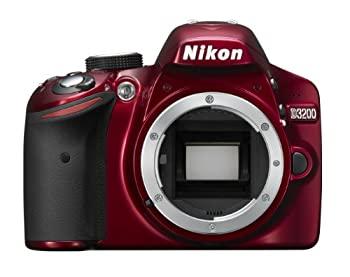 カメラ・ビデオカメラ・光学機器, その他 Nikon D3200 D3200RD