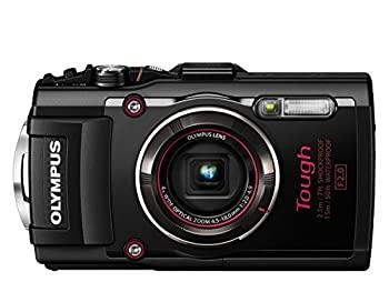 カメラ・ビデオカメラ・光学機器, その他 OLYMPUS STYLUS TG-4 Tough 1600CMOS F2.0 15m 100kgf GPSWi-Fi TG-4 BLK