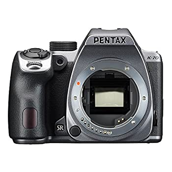 カメラ・ビデオカメラ・光学機器, その他 PENTAX K-70 -10 K-70 BODY SILKY SILVER 16983