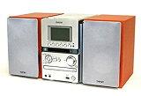 【中古】SONY ソニー CMT-M35WM(S)シルバー マイクロハイファイコンポーネントシステム (USB/CD/カセットコンポ)(本体HCD-M35WMとスピーカーSS-
