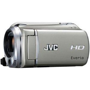 【中古】JVCケンウッド ビクター 120GBフルハイビジョンハードディスクムービー シルバー GZ-HD620-S