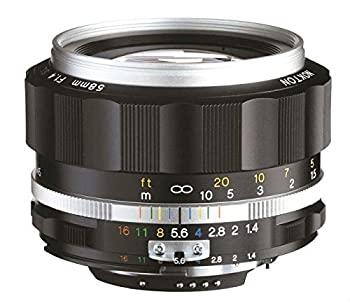 カメラ・ビデオカメラ・光学機器, その他 Voigtlander Nokton 58mm f1.4 SL II S Ai-S