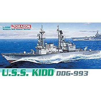 プラモデル・模型, その他  1350 U.S.S. DDG-993 DR1014