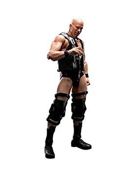 おもちゃ, その他 S.H. WWE (Stone Cold Steve Austin) 160mm PVCABS