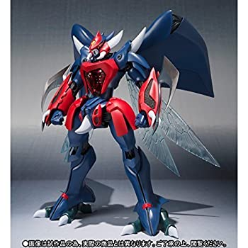 【中古】ROBOT魂 -ロボット魂-〈SIDE AB〉 ビアレス(赤い三騎士機)『聖戦士ダンバイン』(魂ウェブ商店限定)画像