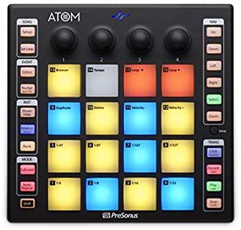 楽器・音響機器, その他 PreSonus ATOMStudio One Artist
