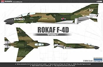 ホビー, その他 148 ROKAF F-4D ACADEMY MODEL KITS 12300