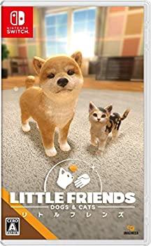 テレビゲーム, その他 LITTLE FRIENDS () - DOGS CATS () - -Switch