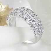 pt900【1.5ct】ダイヤモンドパヴェリング