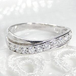 ダイヤモンド ウエーブ エタニティ プラチナ ダイヤエタニティ アニバーサリー ダイアモンド ホワイト レディース プレゼント