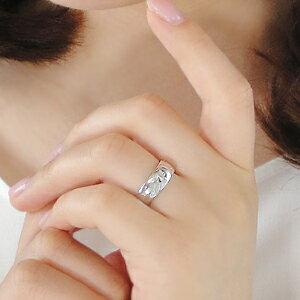 k18WG/PG/YG【0.05ct】ドットダイヤモンドリング