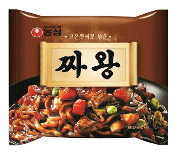 *韓国食品*農心 ジャージャー麺(チャ王)134g【ラッキーシール対応】
