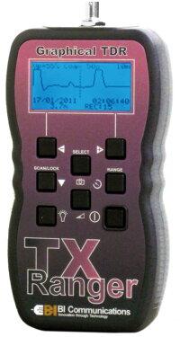 TXRanger波形付きTDR測長機