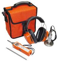 ワイヤレスヘッドフォン搭載小型音聴式漏水探索機ステットフォンSDR