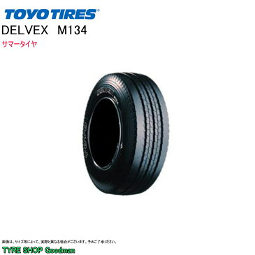 トーヨー 215/85R16 120/118L M134 デルベックス サマータイヤ (小型トラック)(16インチ)(215-85-16-120)