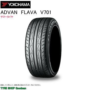 ヨコハマ 205/45R17 88W XL フレバ V701 アドバン サマータイヤ (スポーツ)(乗用車用)(17インチ)(205-45-17)