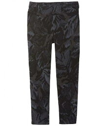 送料無料 コロンビア Columbia Kids 女の子用 ファッション 子供服 パンツ ズボン Glacial Printed Leggings (Little Kids/Big Kids) - Black Leafscape Print