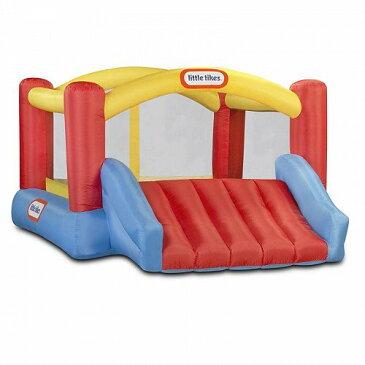Little Tikes リトルタイクス Jump 'n Slide Inflatable Bounce House 大型遊具 バウンス ハウス トランポリン 【送料無料】【代引不可】【あす楽不可】