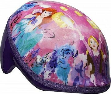 Bell ベル Disney プリンセス ディズニープリンセス ラプンツェル・アリエル ヘルメット Toddler 3+ 子供用 自転車 ヘルメット【送料無料】【代引不可】【あす楽不可】