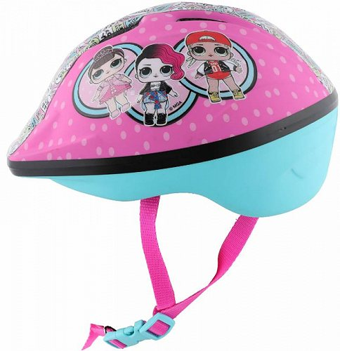 L.O.L Surprise! LOL Surprise 2D キッズ 子供 Bike ヘルメット 子供用 自転車 ヘルメット【送料無料】【代引不可】【あす楽不可】