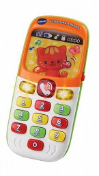 VTech Little SmartPhone Teaches Numbers and Colors Great Toy for Baby 知育玩具 英会話 英語 【送料無料】【代引不可】【あす楽不可】
