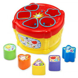 VTech Sort and Discover Drum Interactive Learning Toy Baby Drum 知育玩具 英会話 英語 【送料無料】【代引不可】【あす楽不可】