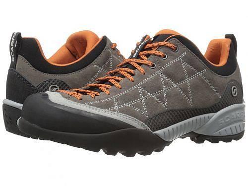 送料無料 スカルパ SCARPA メンズ 男性用 シューズ 靴 スニーカー 運動靴 Zen Pro - Charcoal/Tonic