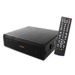 ITPROTECH Media Wave 3D Plus ネットワークメディアプレイヤー パソコン要らず!動画・写真・音楽を大画面テレビで再生できる!3D映像対応