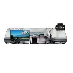 ITPROTECH IPT-DRFHD300DUALBM2 DUALカメラ搭載!ドライブレコーダー/バックミラーと一体型で視界の妨げにならない