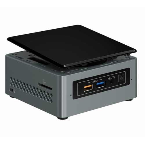 Intel NUC6CAYH クアッドコアSoC Celeron J3455搭載NUC BOXNUC6CAYH 小型ベアボーン