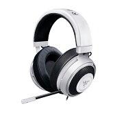 【Gaming Goods】Razer RZ04-02050500-R3M1/Kraken Pro V2 White Oval ホワイト ゲーミングヘッドセット