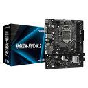 ASRock H410M-HDV/M.2 Intel 第10世代Coreプロセッサー対応 H410チ...