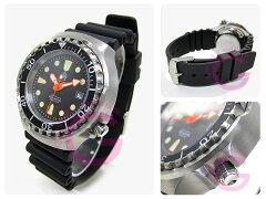 Tauchmeister1937(トーチマイスター1937)T0078ダイバーズ1000M防水クォーツメンズウォッチ腕時計