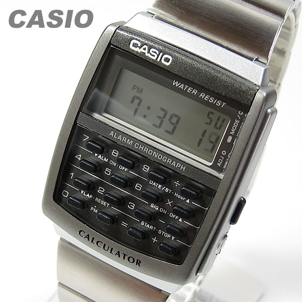 CASIO Calculator Watch CASIO DATA BANK CA-506-1C...