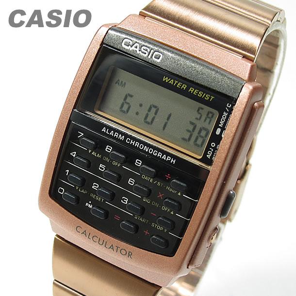 CASIO Calculator Watch CASIO DATA BANK CA-506C-5...
