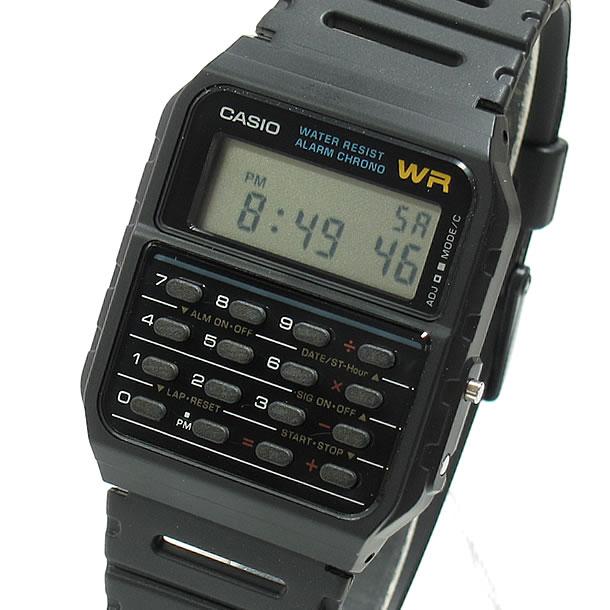CASIO Calculator Watch CASIO DATA BANK CA-53W-1Z...
