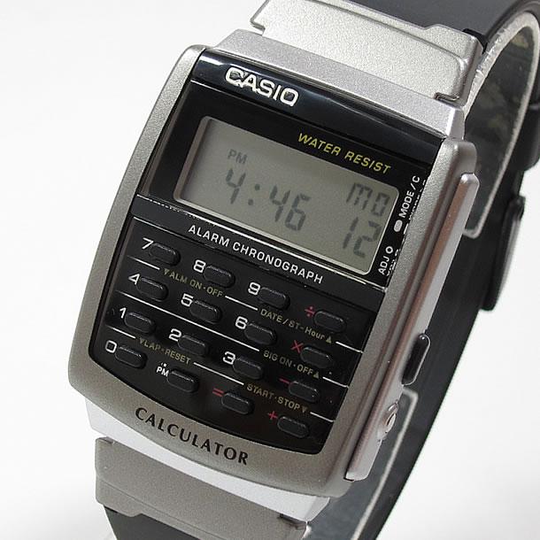 CASIO Calculator Watch CASIO DATA BANK CA-56-1UW...