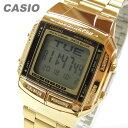 【メール便送料無料】 CASIO DATA-BANK(カシオ データバンク)DB360G-9A/DB-360G-9A データバンク ゴールド 海外モデル キッズ 子供 かわいい メンズ チープカシオ チプカシ 腕時計 【あす楽対応】