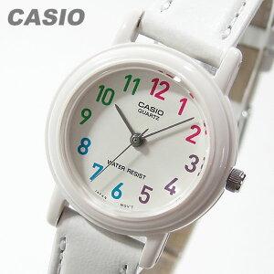 CASIO カシオ LQ-139L-7B/LQ139L-7B ベーシック アナログ ホワイト キッズ 子供 かわいい レディース チープカシオ チプカシ 腕時計