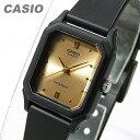 CASIO カシオ LQ-142E-9A/LQ142E-9A ベーシック アナログ ゴールド キッズ 子供 かわいい レディース チープカシオ チプカシ 腕時計