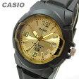 【メール便送料無料】CASIO(カシオ) MW-600F-9A/MW600F-9A ベーシック アナログ ブラック×ゴールド キッズ・子供 かわいい! メンズウォッチ チープカシオ 腕時計 【あす楽対応】