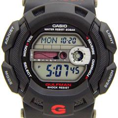 腕時計, メンズ腕時計  CASIO G-SHOCK G G-9100-1G9100-1 GULFMAN DUAL